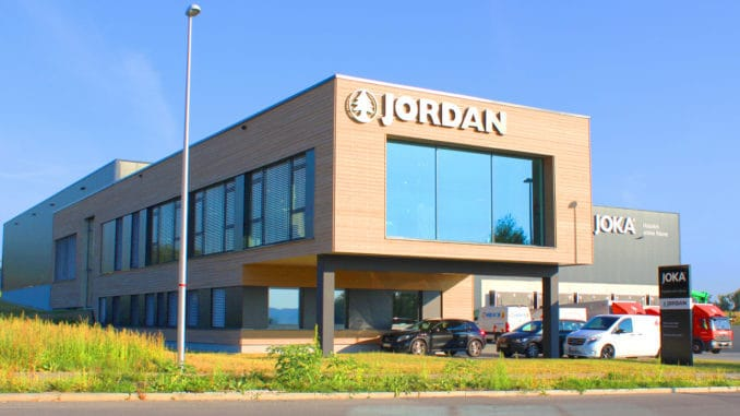 Der neue Jordan-Standort in Ravensburg.