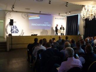 Allgeier IT Innovationstag in Kassel.