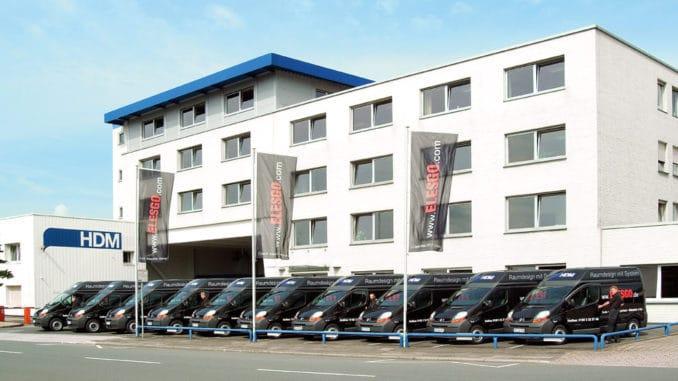 Die HDM GmbH in Moers hat am 1. Oktober Antrag auf Eröffnung eines Insolvenzverfahrens gestellt. [Quelle: HDM GmbH]