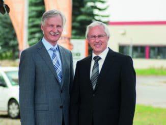 Leiteten zwölf Jahre lang gemeinsam die Geschicke des Unternehmens Heco-Schrauben: Die Brüder Guido und Stefan Hettich. [Bild: Heco]