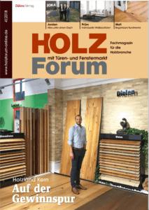 Holzforum Ausgabe 4/2018