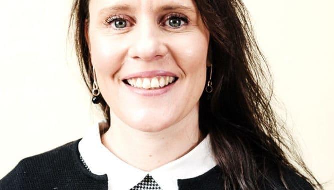 Charlotta Fellman ist neue Marketing-Chefin bei Kährs.