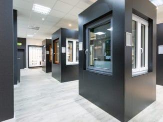 Drutex hat in Dresden einen neuen Showroom eröffnet.
