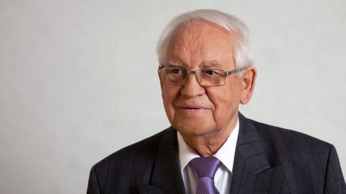 Heinrich Grauthoff, der Seniorchef der Grauthoff-Türengruppe, ist jetzt im Alter von 90 Jahren gestorben.