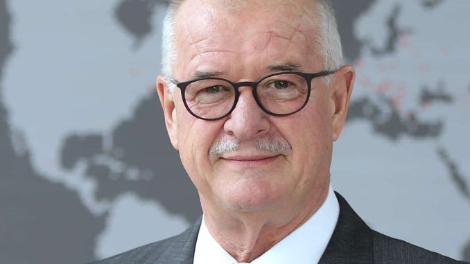 """""""Wir beobachten die höchst brisante Gemengelage als Resultat großer politischer Unsicherheiten mit erheblicher Sorge"""", betonte Dr. Eckhard Keill während des 13. Internationalen Roto-Fachpressetages in Graz."""