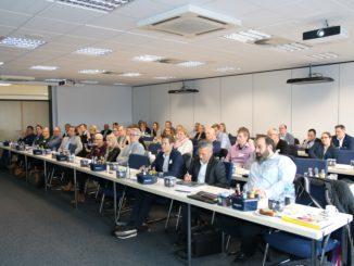 Gut besucht waren die Arbeitskreise Marketing der Eurobaustoff.