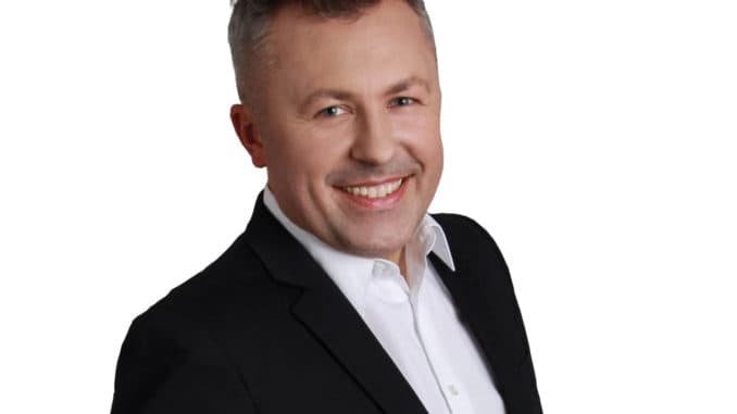 Ab Januar 2019 übernimmt Thomas Gadek bei enia flooring die Aufgabe als Gebietsverkaufsleiter für Süddeutschland. [Bild: enia flooring]