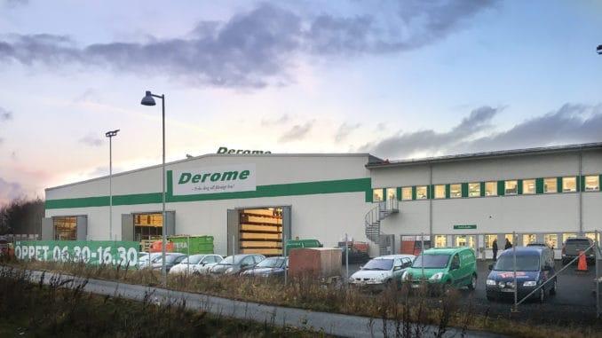 Mit Derome AB ist die Eurobaustoff nun nach Deutschland, Österreich, der Schweiz, Italien, Frankreich, Luxemburg, Liechtenstein, Tschechien und den Niederlanden auch in Schweden aktiv.