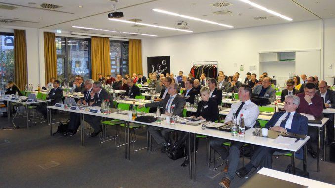 Rund 80 Experten aus dem Bereich Holzschutz kamen zur Holzschutztagung 2018.