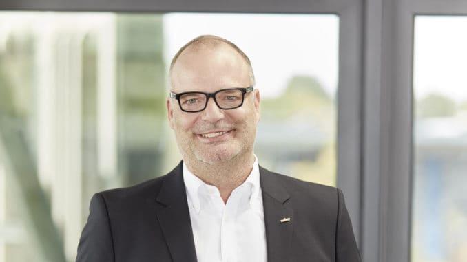 """Holzland-Geschäftsführer Andreas Ridder: """"Mit einem bereinigten Plus von 6,12 Prozent hat sich der europäische Markt mehr als zufriedenstellend entwickelt."""""""