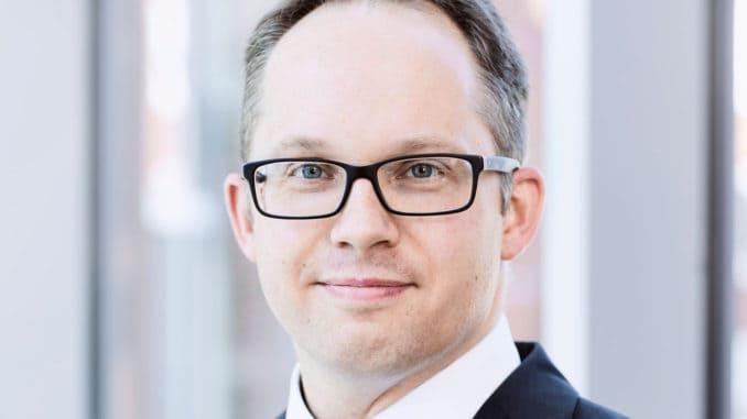 Sven Grobrügge, Geschäftsführer Rechnungswesen, Finanzen und Controlling der Hagebau KG, ist mit der Entwicklung 2018 zufrieden.