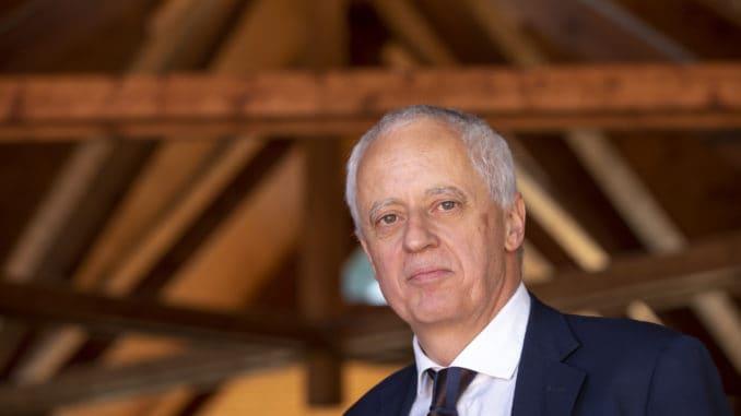 Gerhard Schickhofer, Leiter des Instituts für Holzbau und Holztechnologie der TU Graz und Mitbegründer der holz.bau.forschungs.gmbh.