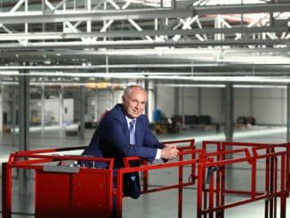Der Gründer des Unternehmens, Leszek Gierszewski, bleibt Vorstandsvorsitzender von Drutex.