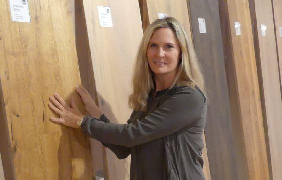 Susanne Hain verlässt die Hain Natur-Böden GmbH.