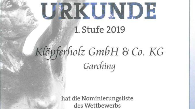 """Wer zum Wettbewerb """"Großer Preis des Mittelstandes"""" nominiert ist, gehört nach Aussagen der Oskar-Patzelt-Stiftung zur Elite des deutschen Mittelstandes."""