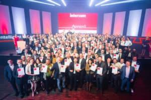 Die Gewinner des Interzum Awards 2019. [Bild: Interzum]