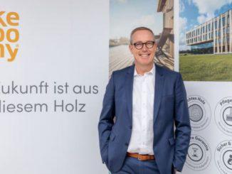 Norman Willemsen ist neuer CEO bei Kebony.