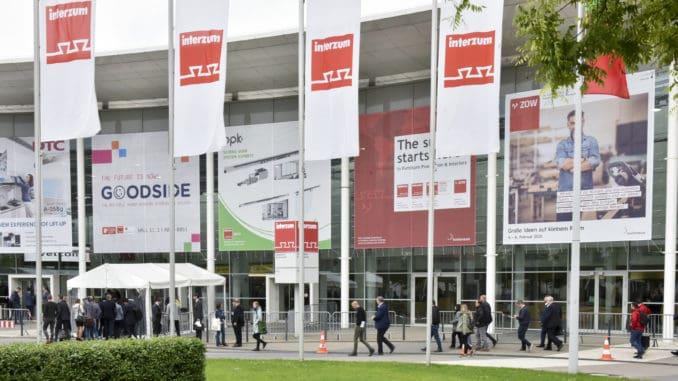 Mit 1.805 Ausstellern aus 60 Ländern präsentierten auf der Interzum in Köln so viele Unternehmen wie nie zuvor ihre Innovationen.