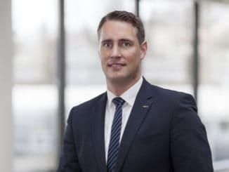 Michael Geiszbühl übernimmt die Funktion als Geschäftsführer Vertrieb und Marketing Befestigungssysteme bei der Unternehmensgruppe Fischer.