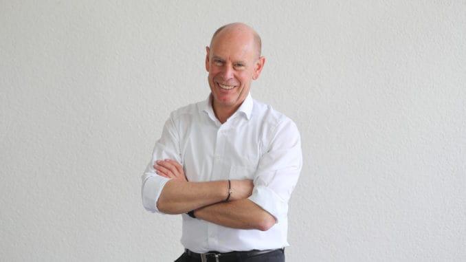 Michael Marien, Geschäftsführer Roto Frank Treppen GmbH.