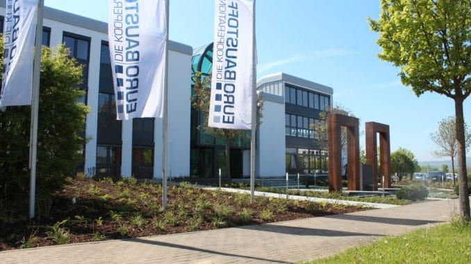 Die Eurobaustoff-Zentrale in Bad Nauheim.