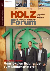 Holzforum Ausgabe 3/2019