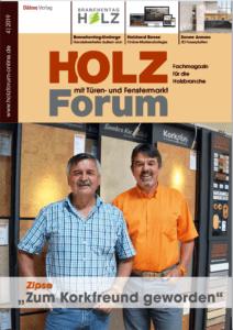 Holzforum Ausgabe 4/2019