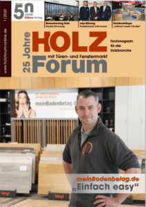 Holzforum Ausgabe 1/2020