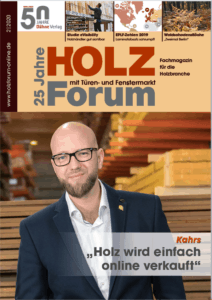Holzforum Ausgabe 2/2020