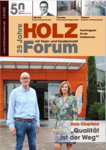 Holzforum Ausgabe 3-4/2020