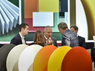 Die Interzum gilt als weltweite Leitmesse für die Möbelfertigungs- und Innenausbauindustrie.