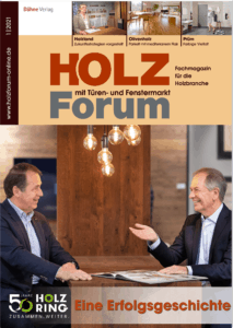 Holzforum Ausgabe 1/2021