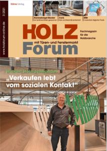 Holzforum Ausgabe 3/2021